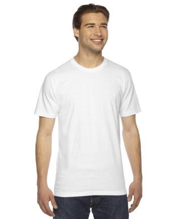 f6d956f77 American Apparel 2001 – Unisex Fine Jersey Short-Sleeve T-Shirt