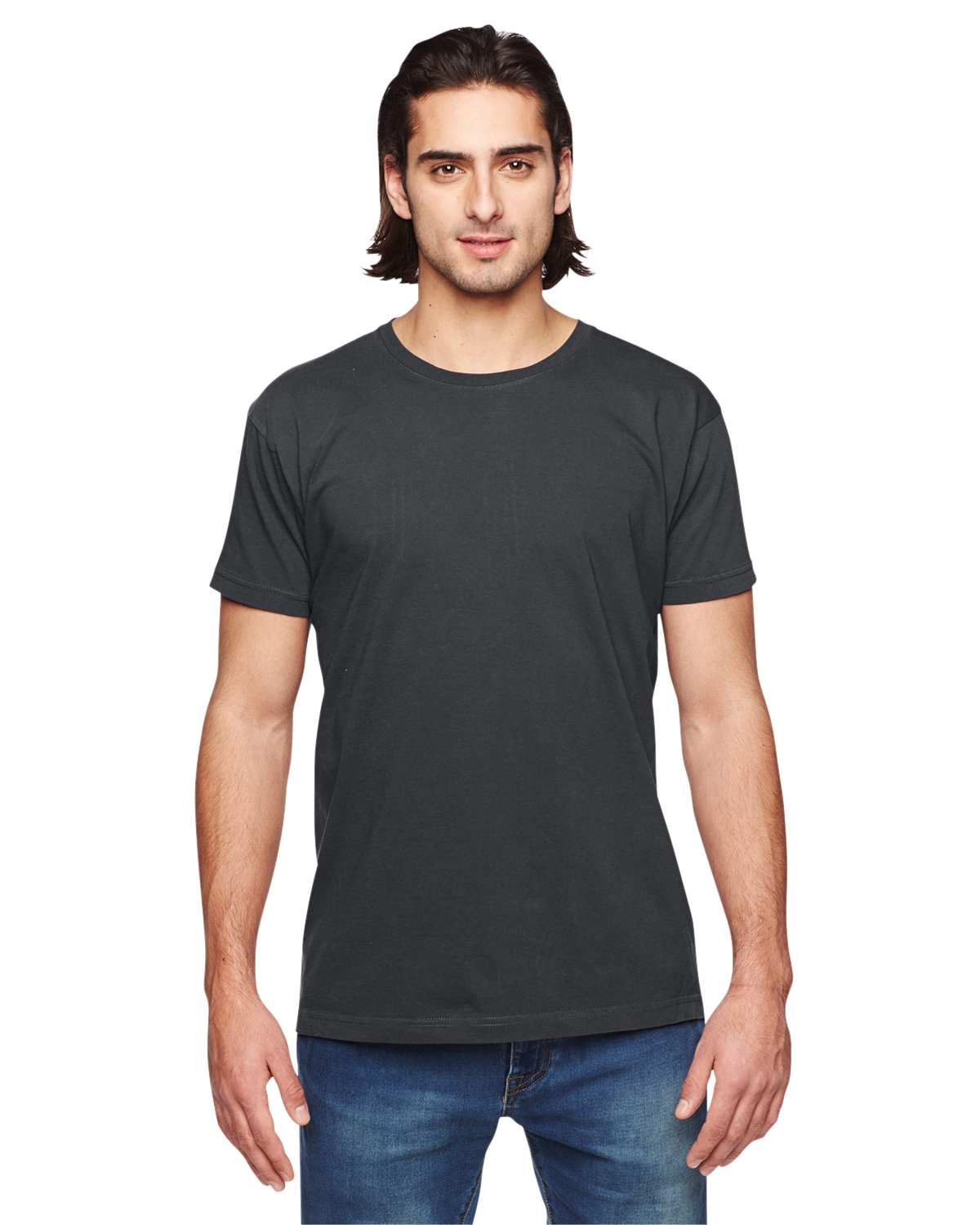 American Apparel 2011 Unisex Power Washed T Shirt