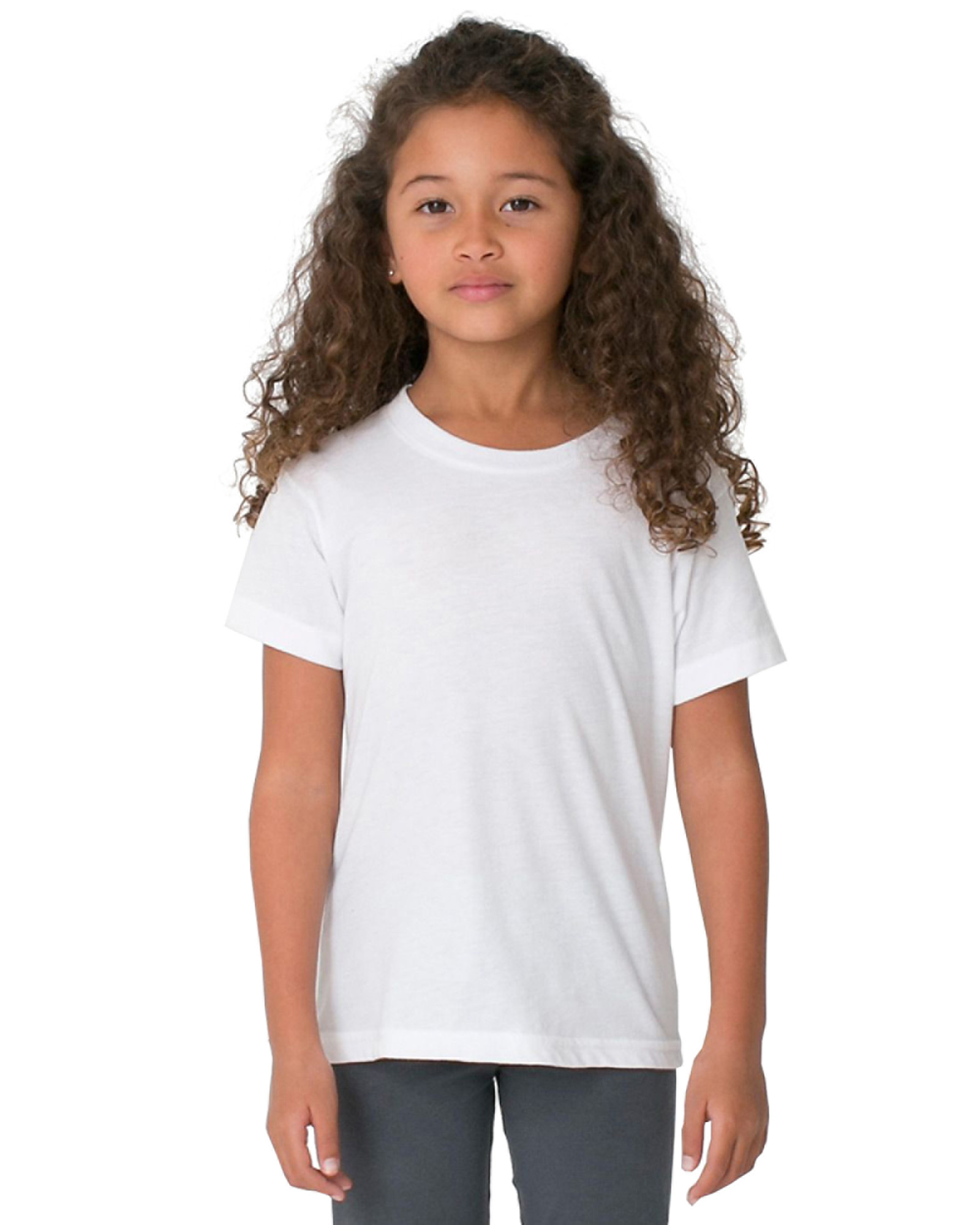 American Apparel 2105 Toddler Fine Jersey Short Sleeve T