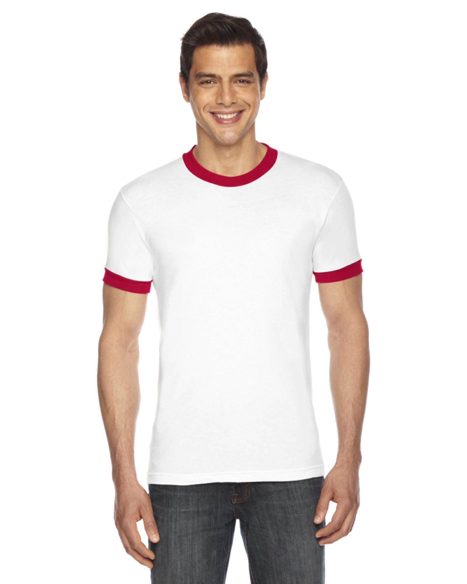 American apparel bb410 unisex poly cotton short sleeve for American apparel custom t shirt printing