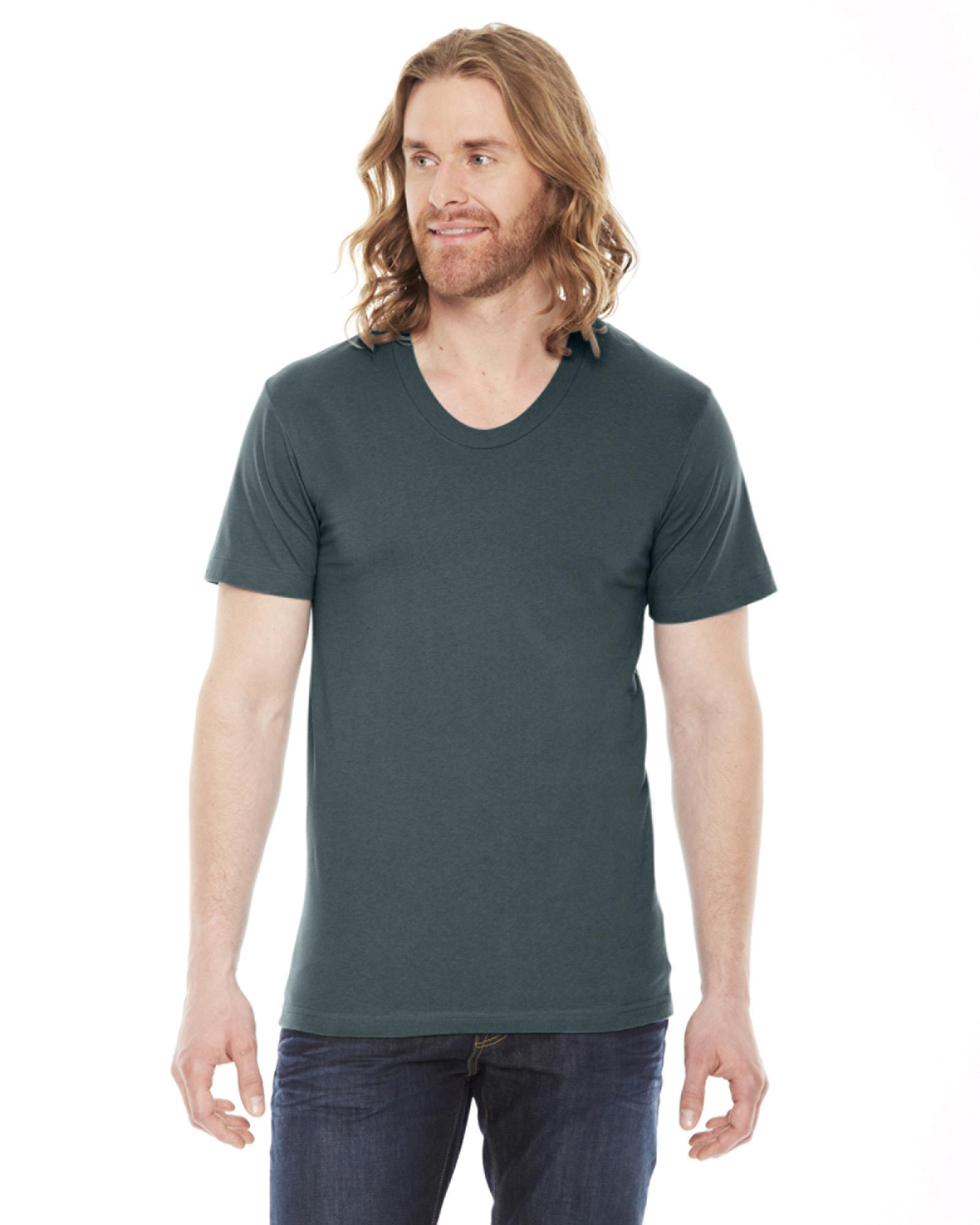 American apparel rsa6402 unisex sheer jersey loose crew for American apparel mesh shirt
