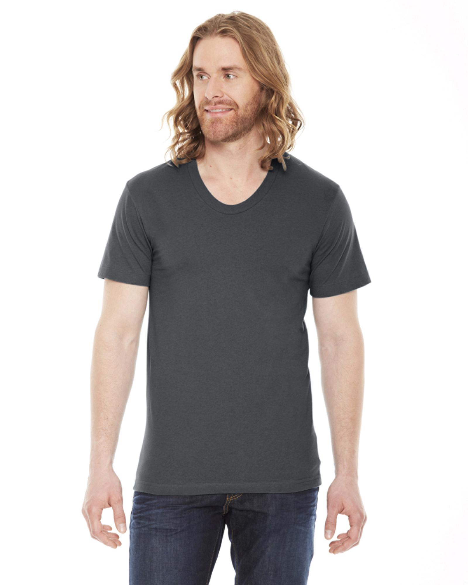 American apparel rsa6402 unisex sheer jersey loose crew for American apparel custom t shirt printing