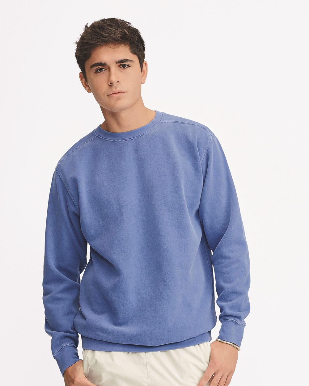 Comfort Colors 1566 Garment Dyed Ringspun Crewneck