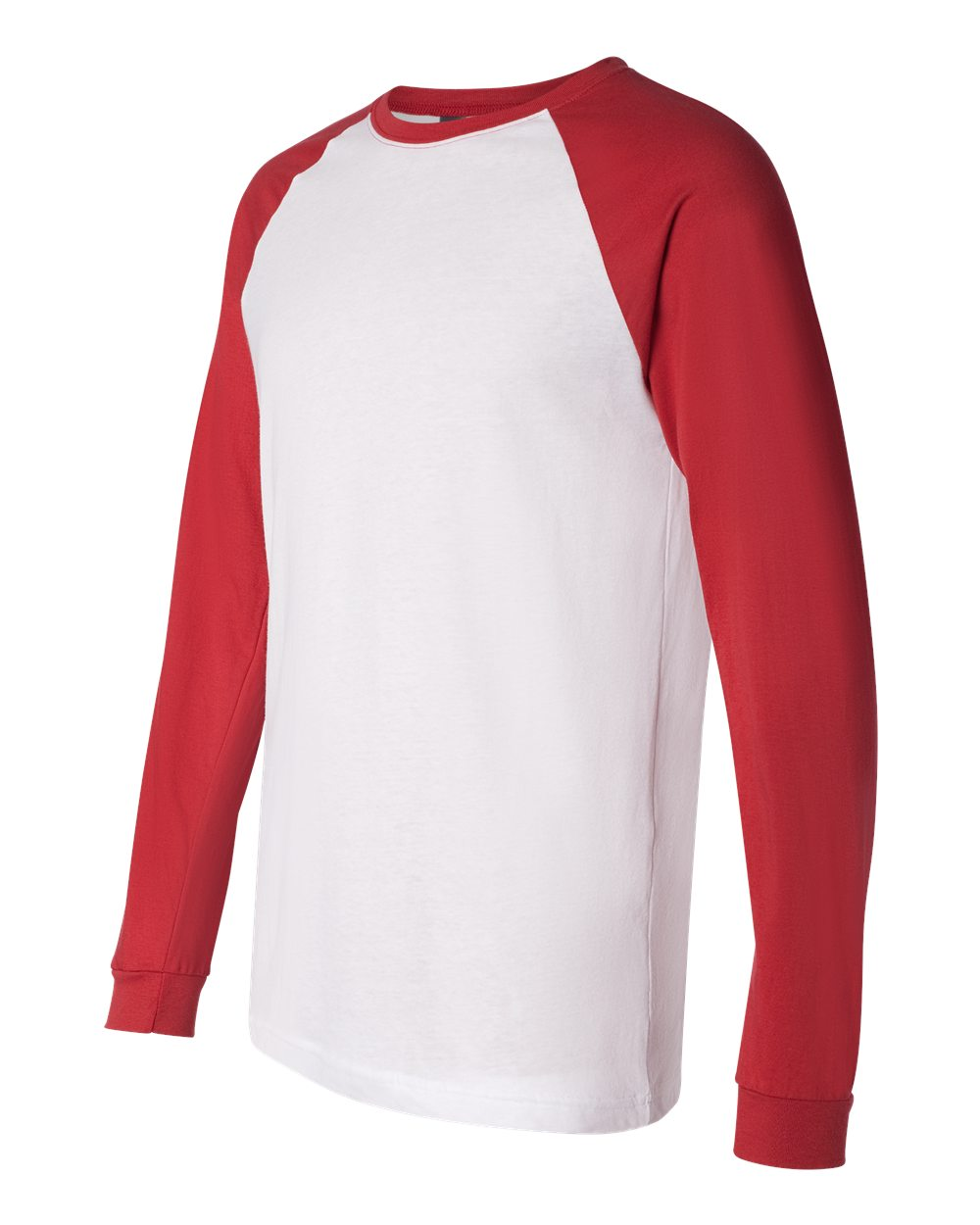Bella Canvas 3000 Long Sleeve Jersey Baseball Tee