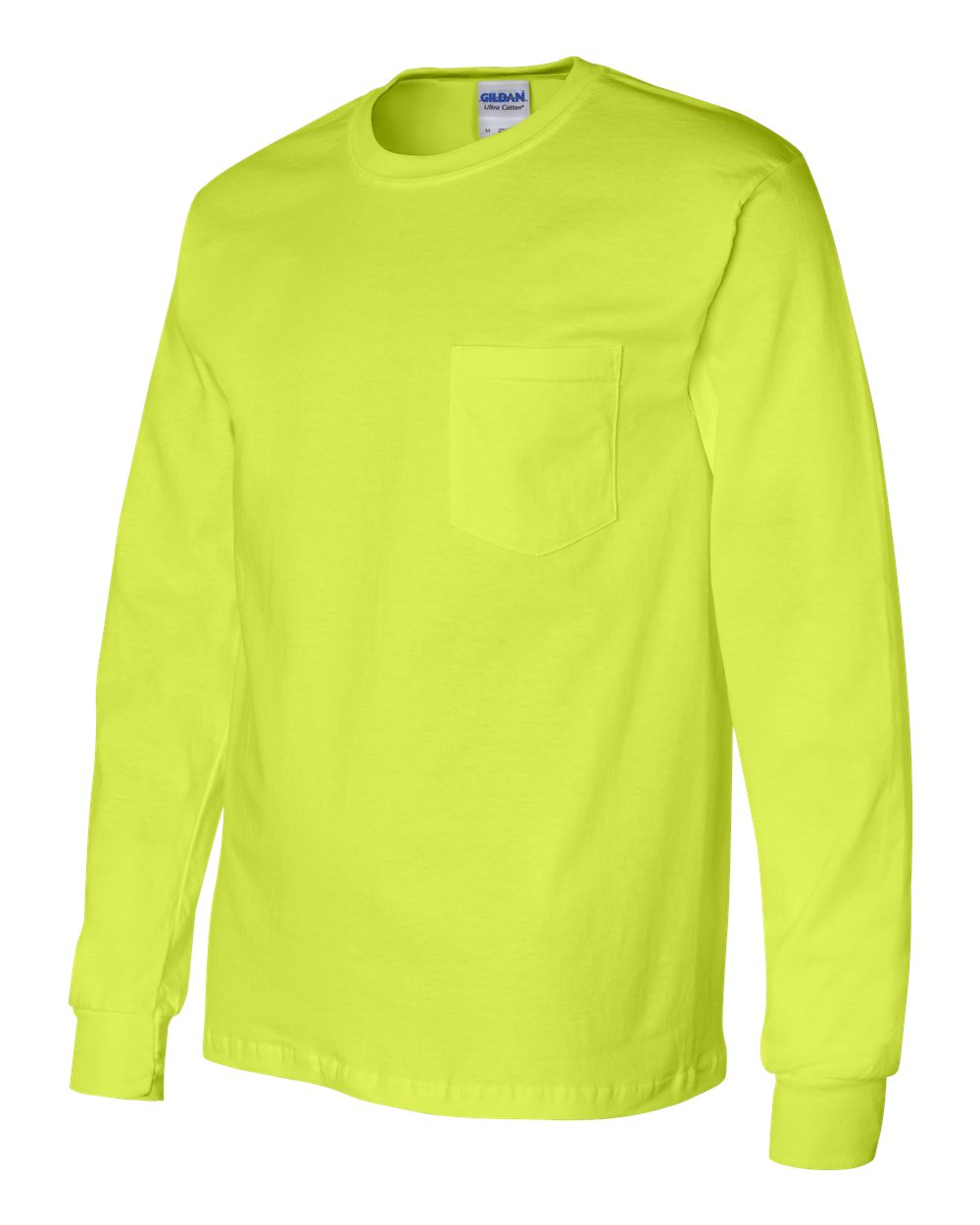 Gildan 2410 Ultra Cotton Long Sleeve T Shirt With A