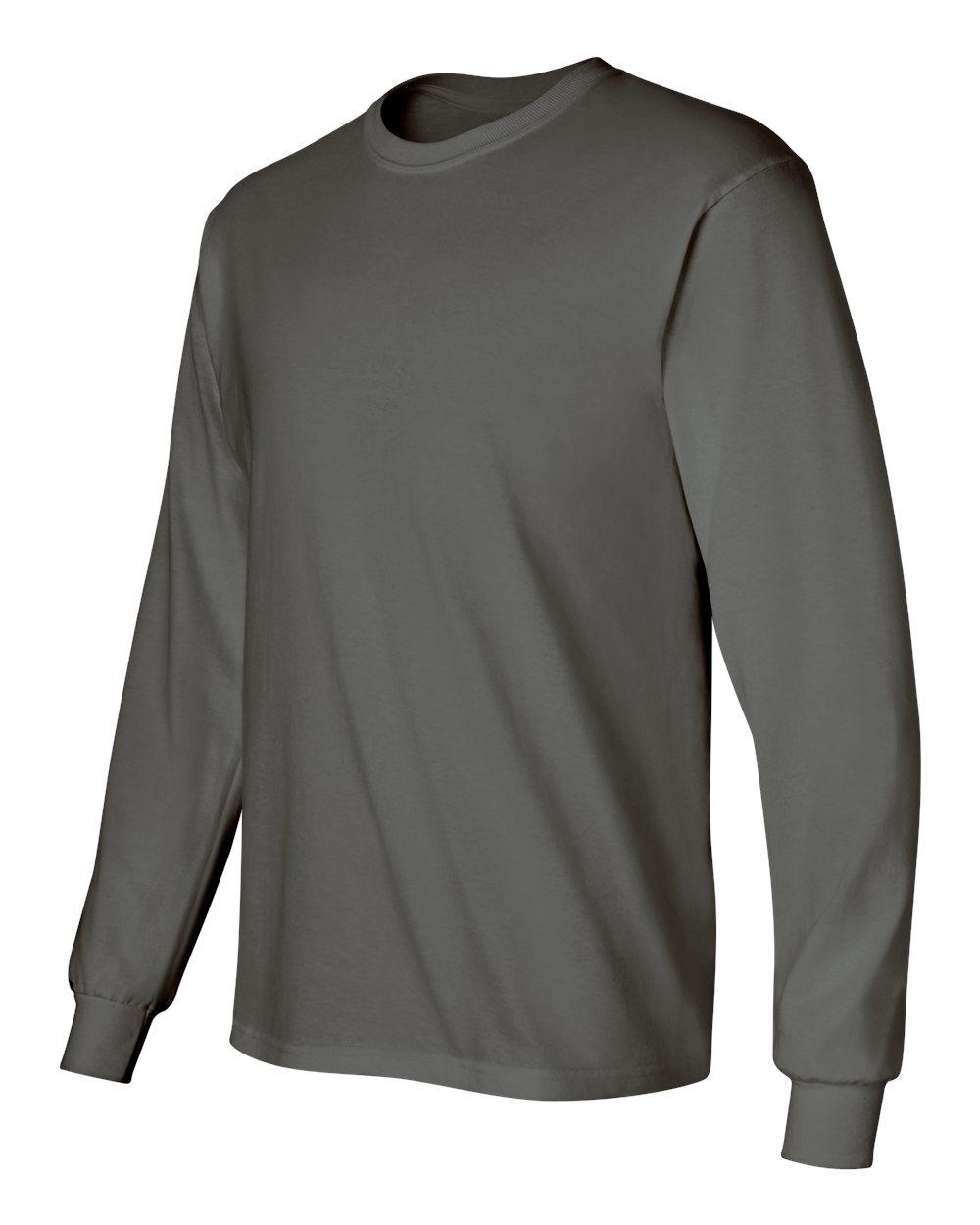 a97b600a952e32 Gildan 2400 - Ultra Cotton Long Sleeve T-Shirt - Friendly Arctic ...
