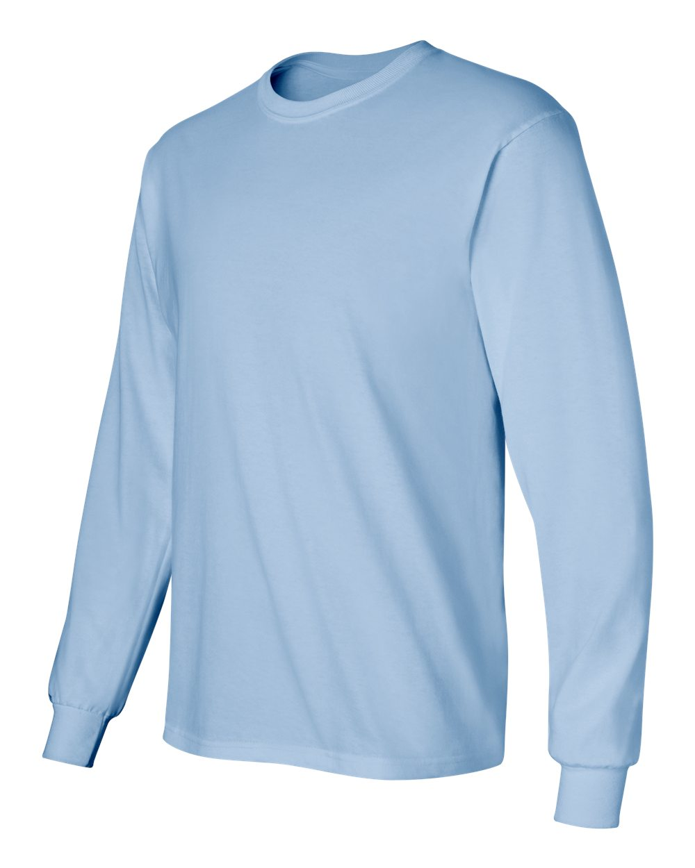 Gildan 2400 ultra cotton long sleeve t shirt friendly for Gildan t shirt printing