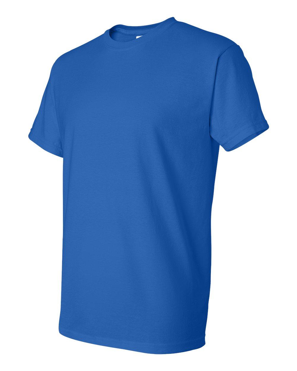 Gildan 8000 dryblend 50 50 t shirt friendly arctic for Gildan t shirt printing