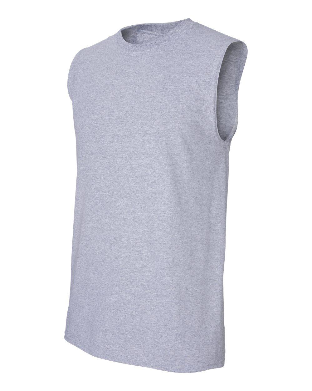 06d22c3ab7ec Gildan 2700 - Ultra Cotton Sleeveless T-Shirt - Friendly Arctic Printing