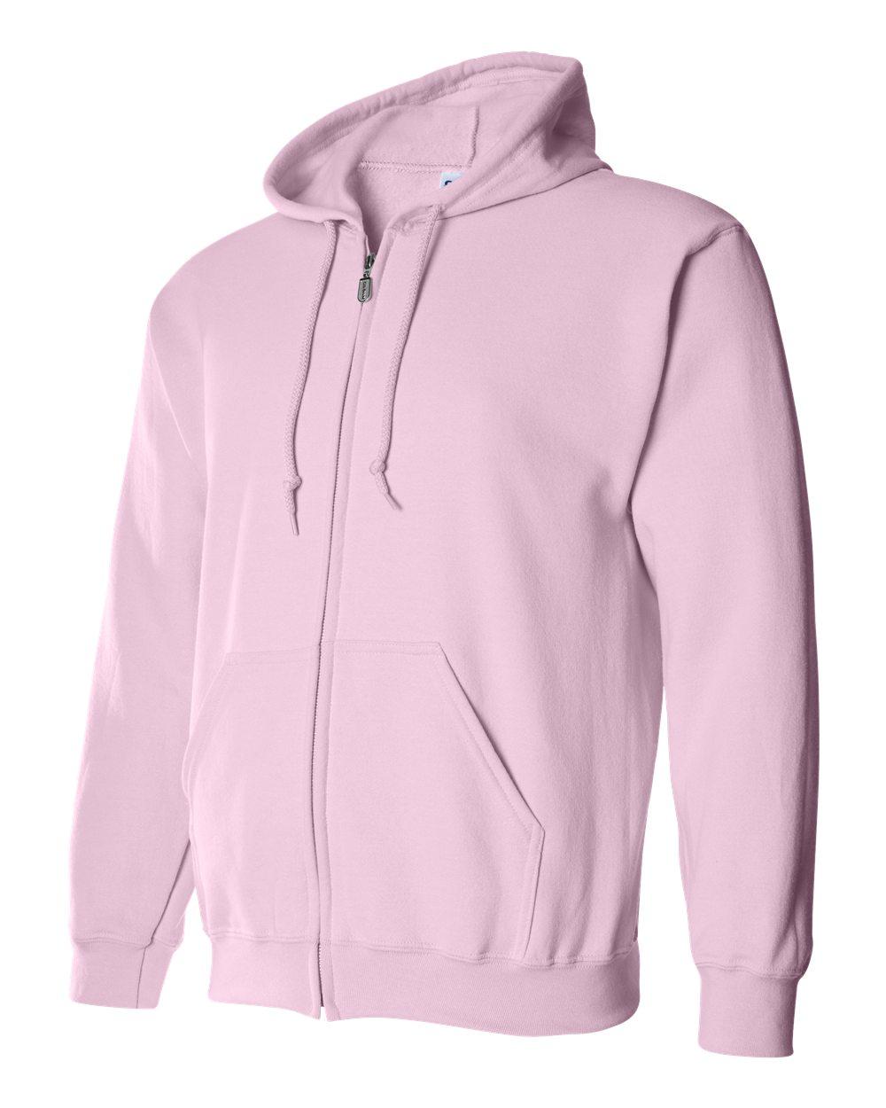 a26ca3fa Gildan 18600 - Heavy Blend Full-Zip Hooded Sweatshirt - Friendly Arctic  Printing