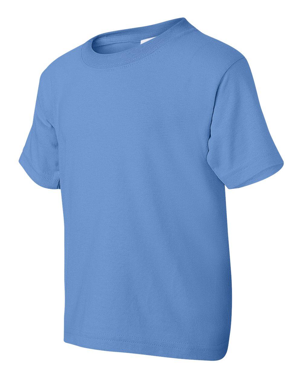 Gildan 8000b dryblend youth 50 50 t shirt friendly for Gildan t shirt printing