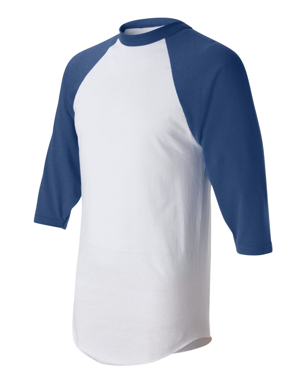d5272e7f499 Augusta Sportswear 420 - Three-Quarter Sleeve Baseball Jersey - Friendly  Arctic Printing