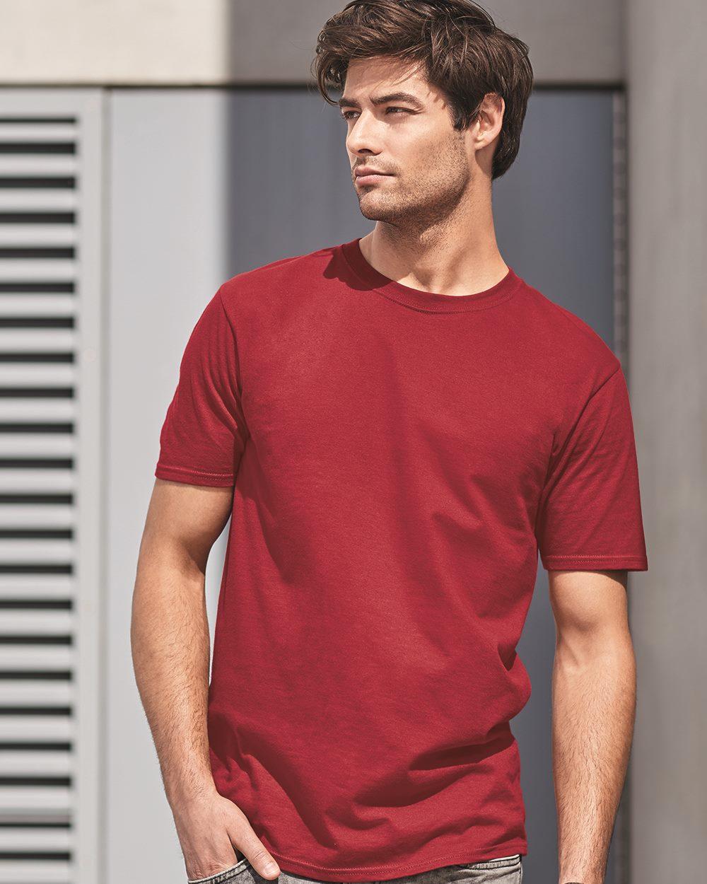 3af10b5b Anvil 780 - Midweight Short Sleeve T-Shirt - Friendly Arctic Printing