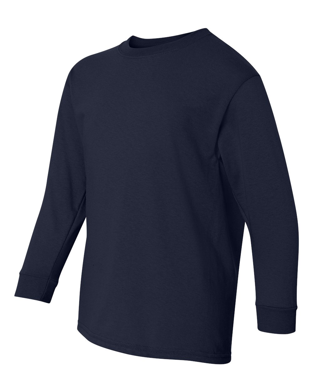 Gildan 5400b Heavy Cotton Youth Long Sleeve T Shirt