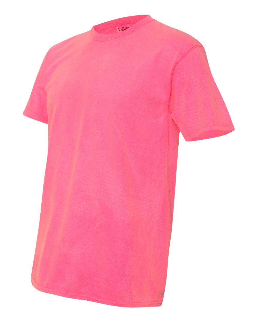 3f08fffb360 Comfort Colors T Shirts Sizing - BCD Tofu House