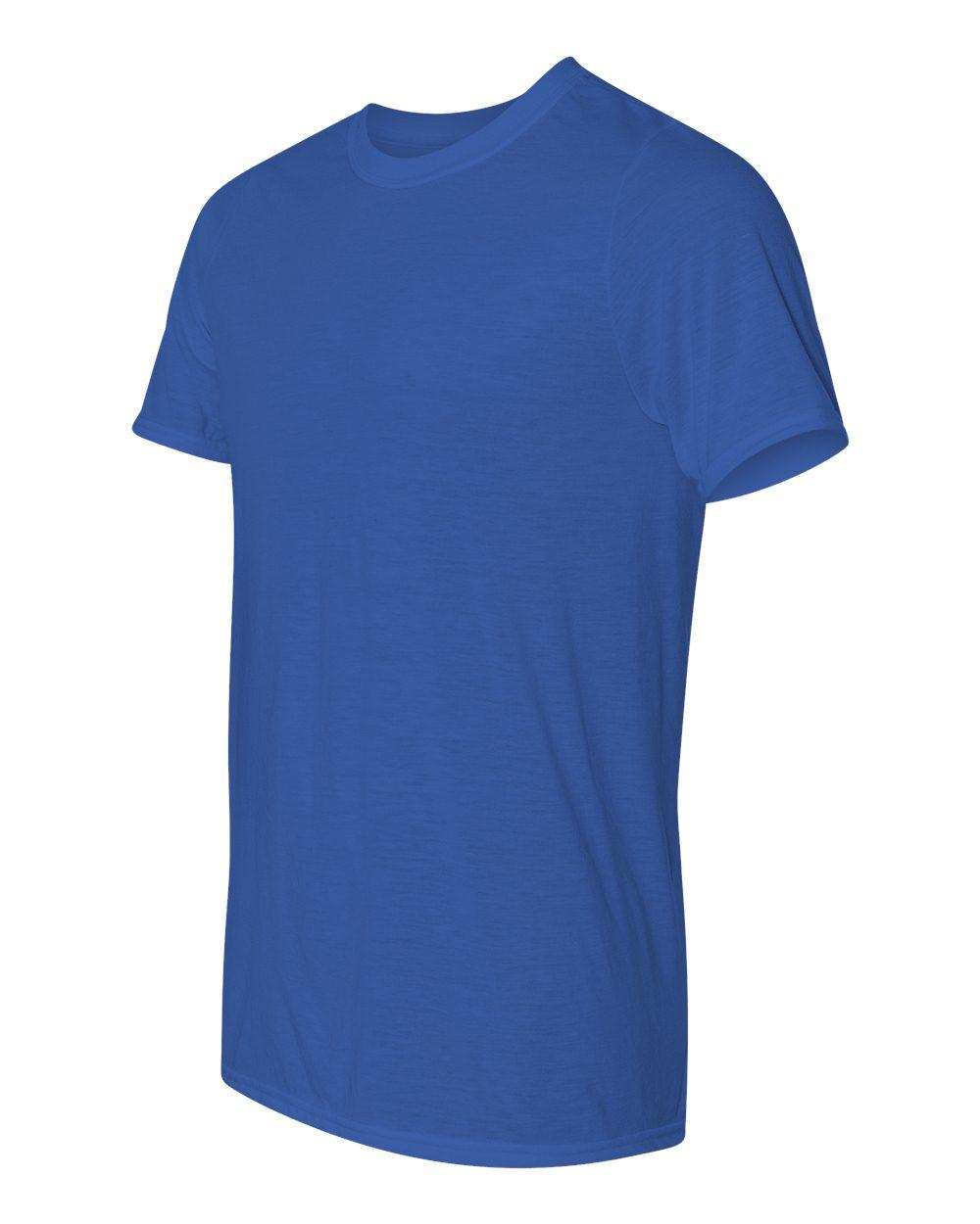 Gildan 42000 performance short sleeve t shirt friendly for Gildan t shirt printing