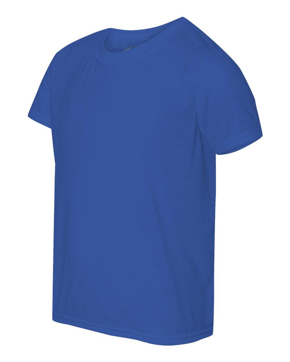 Gildan 42000b performance youth t shirt friendly for Kids t shirt printing