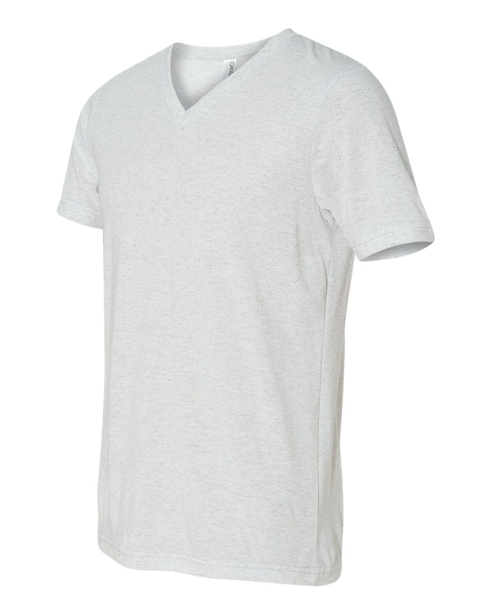 9b678ae19ab Fitted White V Neck T Shirts - BCD Tofu House