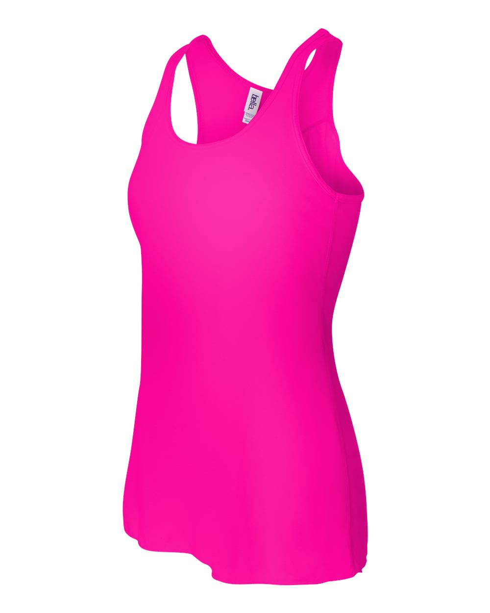 Neon Pink Shirts For Women