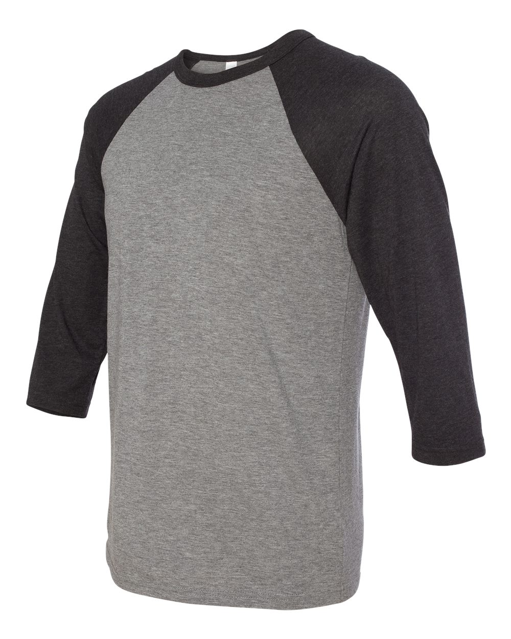 52ce17d4 Bella + Canvas 3200 - Unisex Three-Quarter Sleeve Baseball T-Shirt -  Friendly Arctic Printing