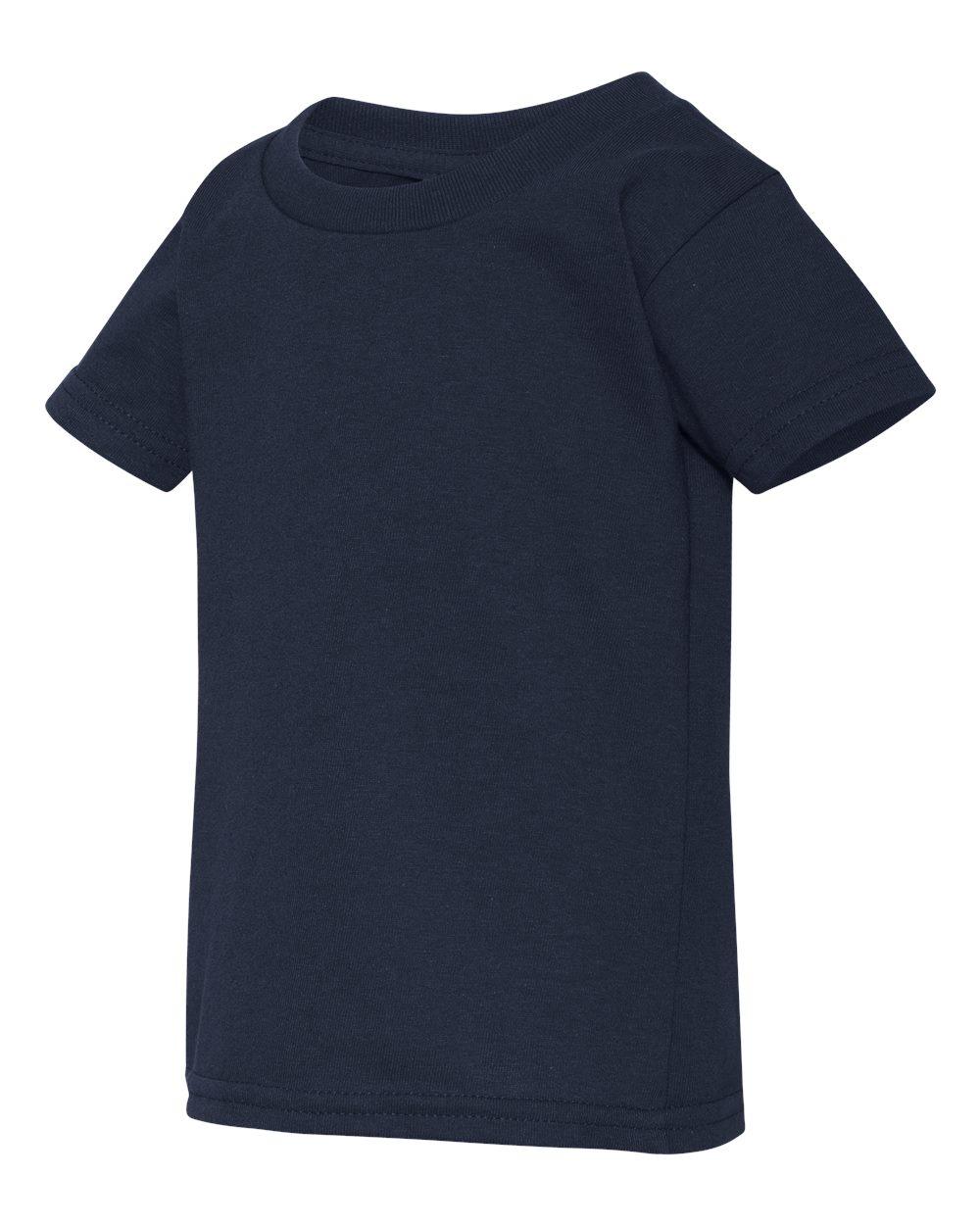 Gildan 5100p heavy cotton toddler t shirt friendly for Toddler t shirt printing