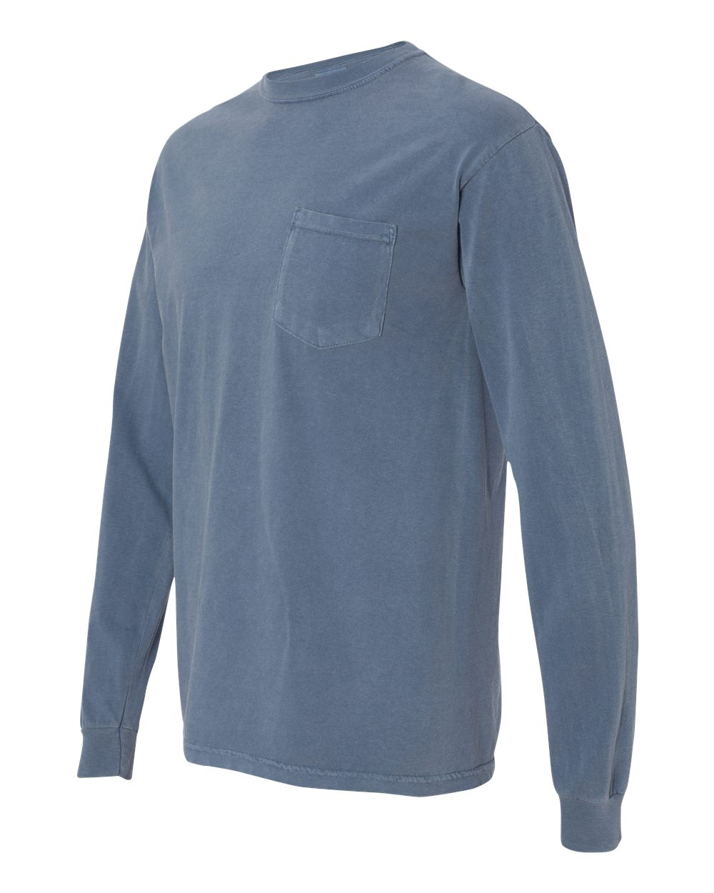 blue comforter light pocket color colors ato sleeve comfort tee classics long campus t shirts