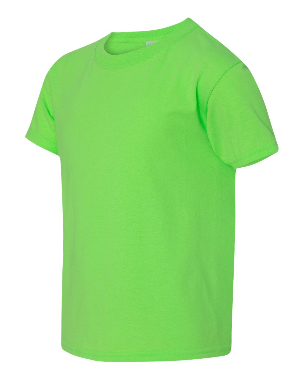 Gildan 5000b heavy cotton youth t shirt friendly for Kids t shirt printing
