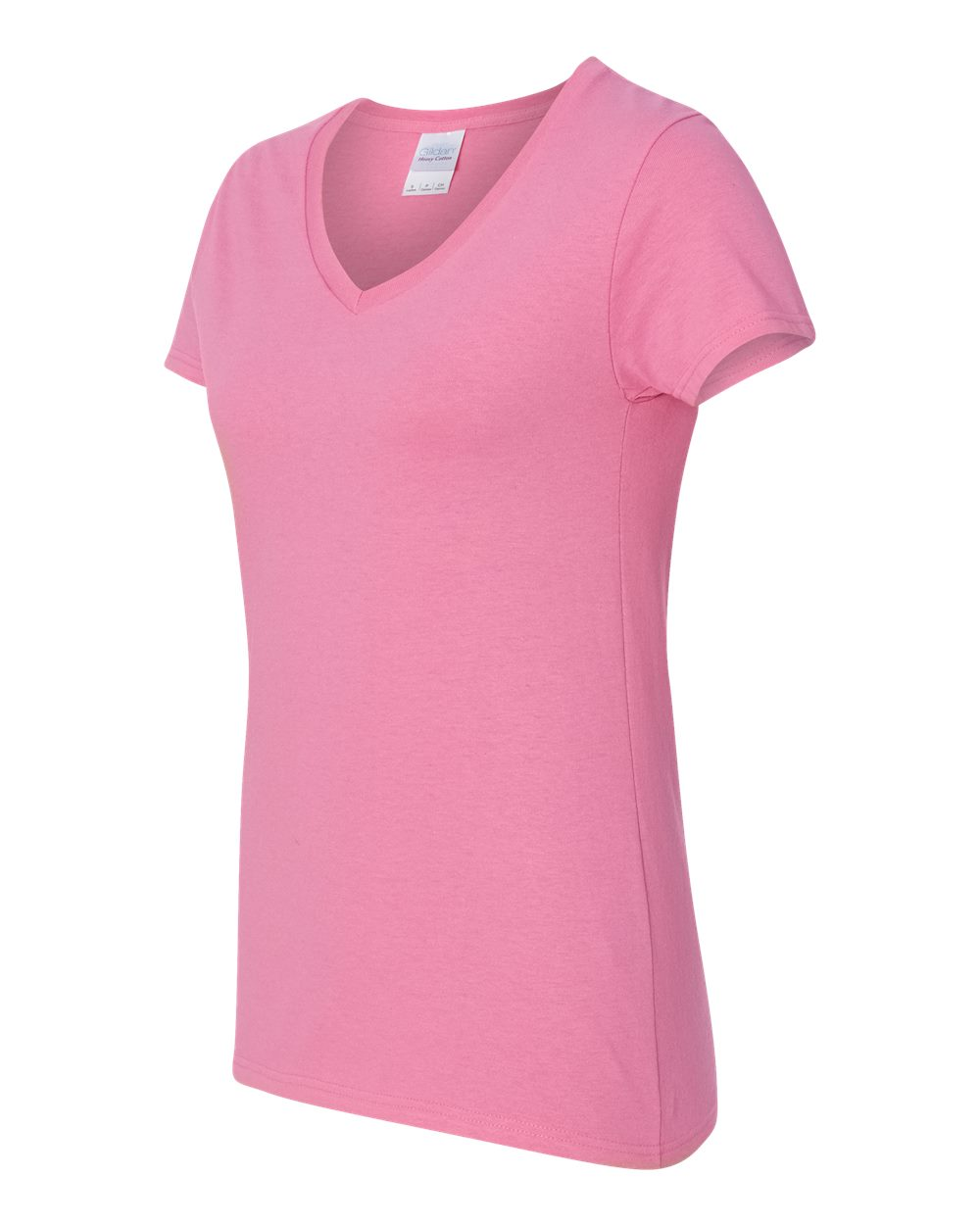 Gildan 5V00L - Heavy Cotton Women's V-Neck T-Shirt