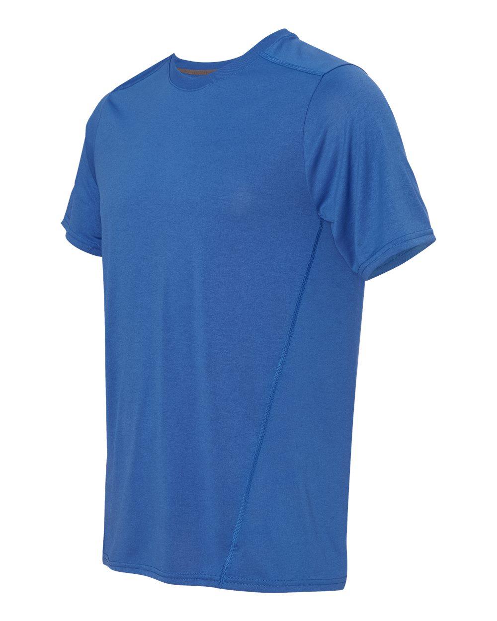 Gildan 47000 tech performance short sleeve t shirt for Gildan t shirt printing