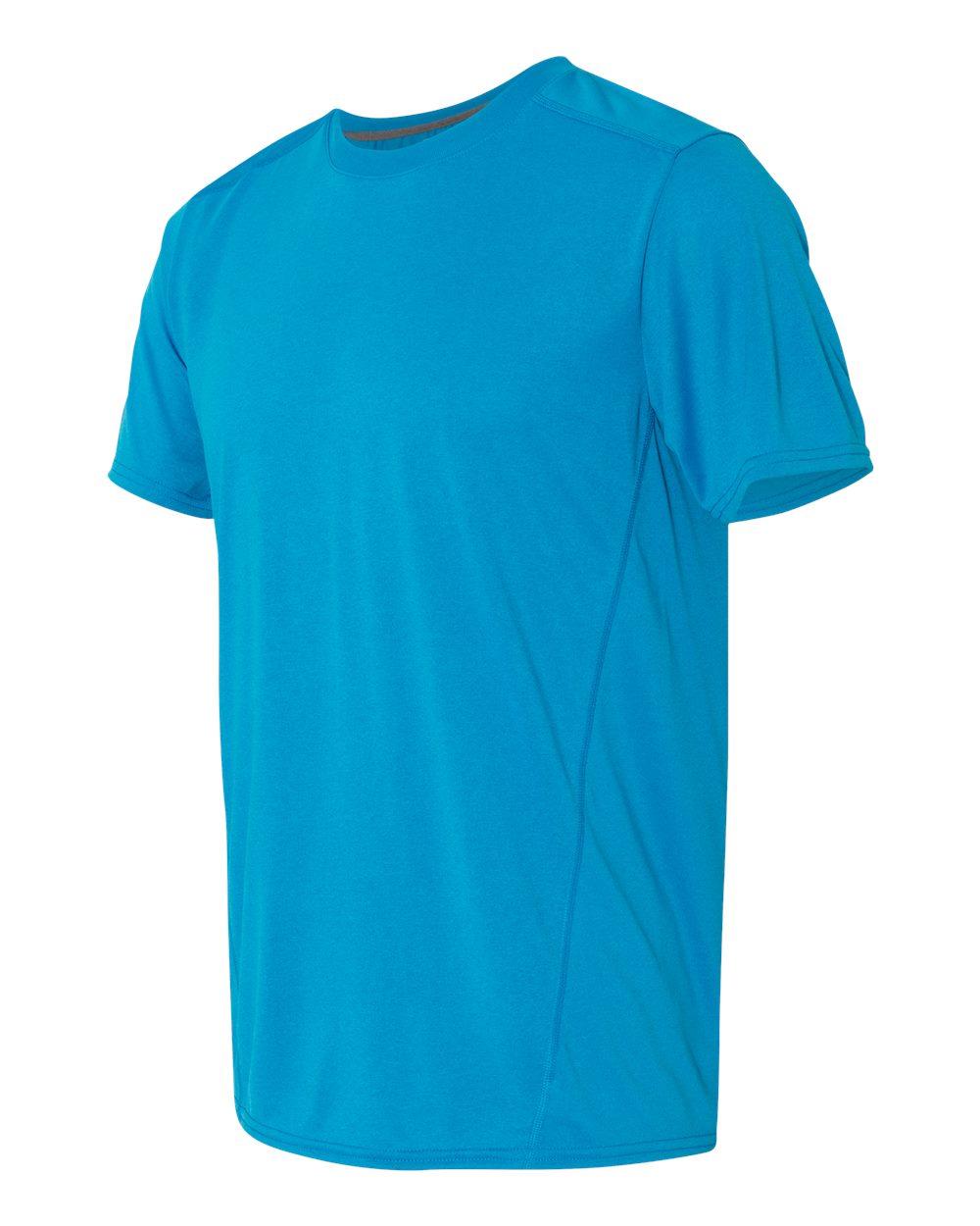 Gildan 47000 Tech Performance Short Sleeve T Shirt