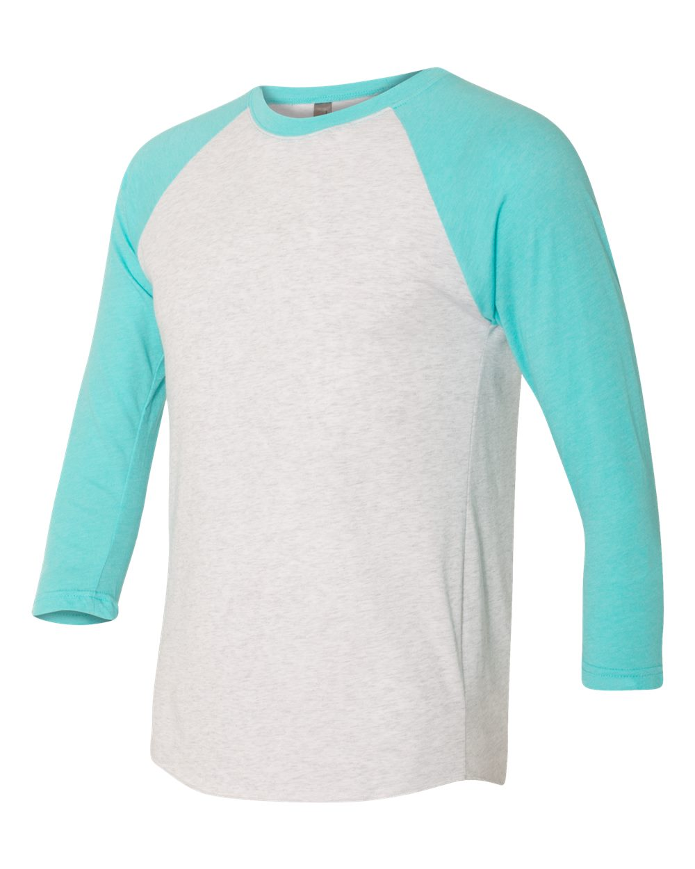 Next Level 6051 Unisex Tri Blend Three Quarter Sleeve