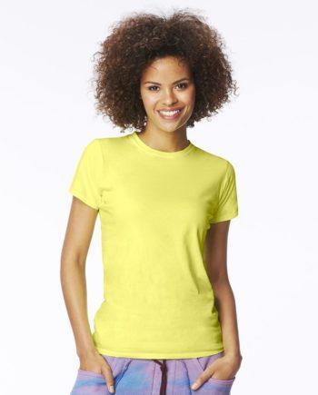 f4555f8b Comfort Colors 4200 – Women's Garment Dyed Lightweight Ringspun Short  Sleeve Crewneck T-Shirt