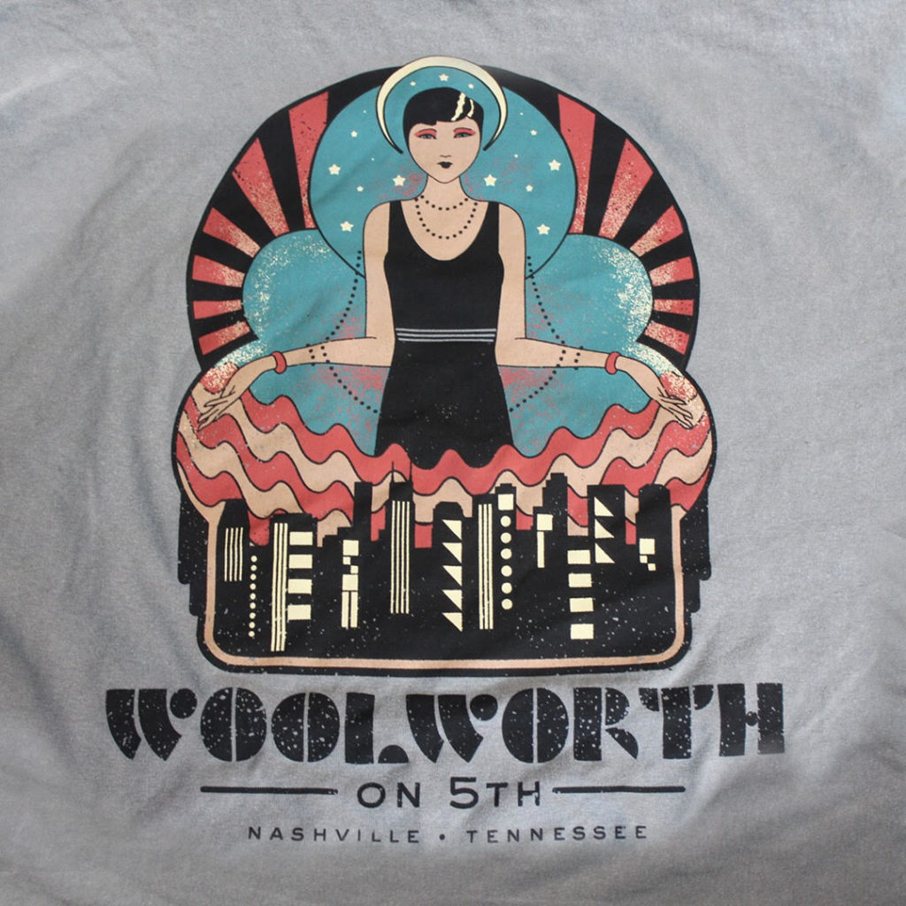 Design and Print for Woolworth on 5th! - Friendly Arctic